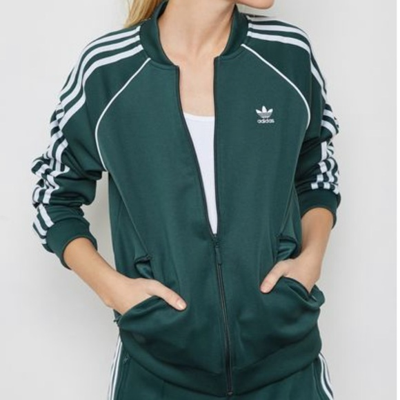 59b3504de41a New - Adidas Originals SST 3 Stripes Track Jacket